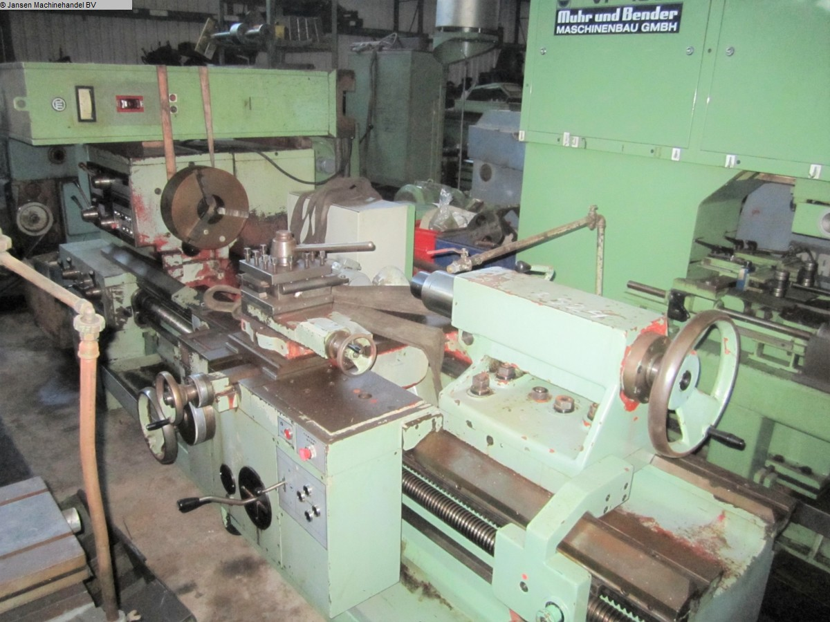 used  lathe-conventional-electronic Tos SUS 63