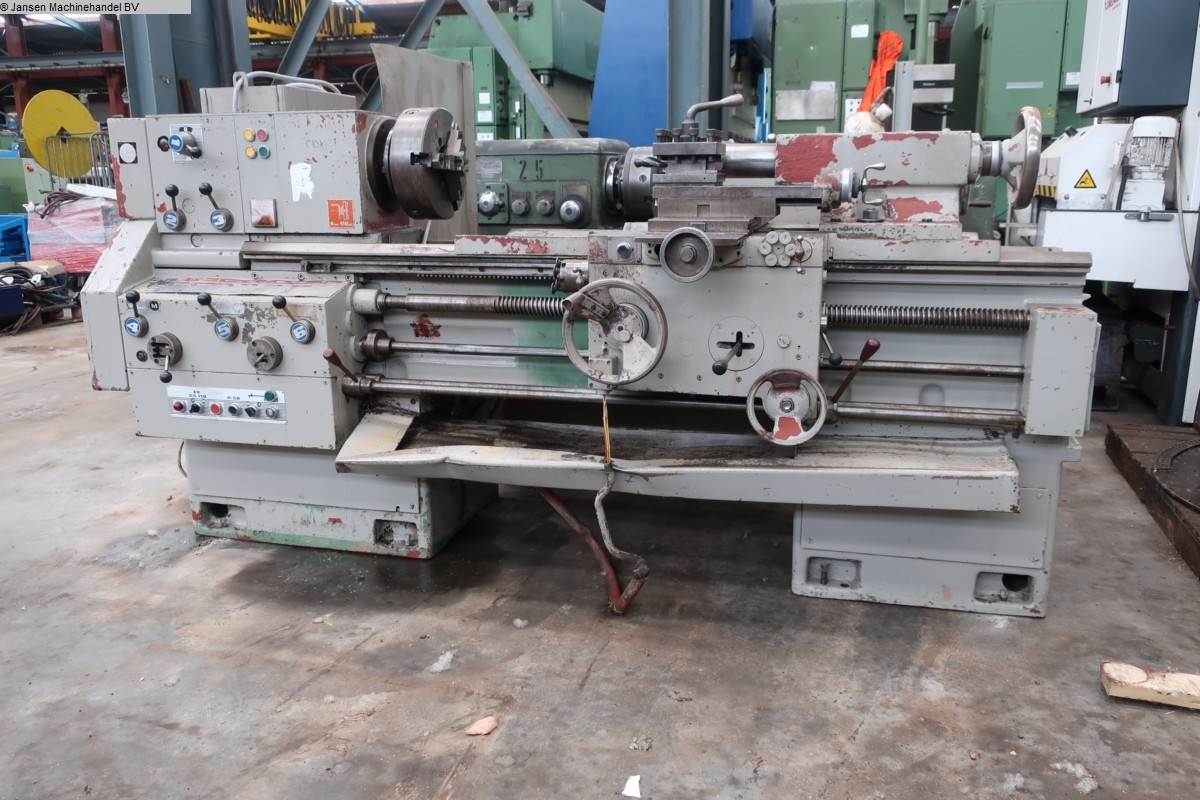 used Lathes lathe-conventional-electronic TOS SU 50 A