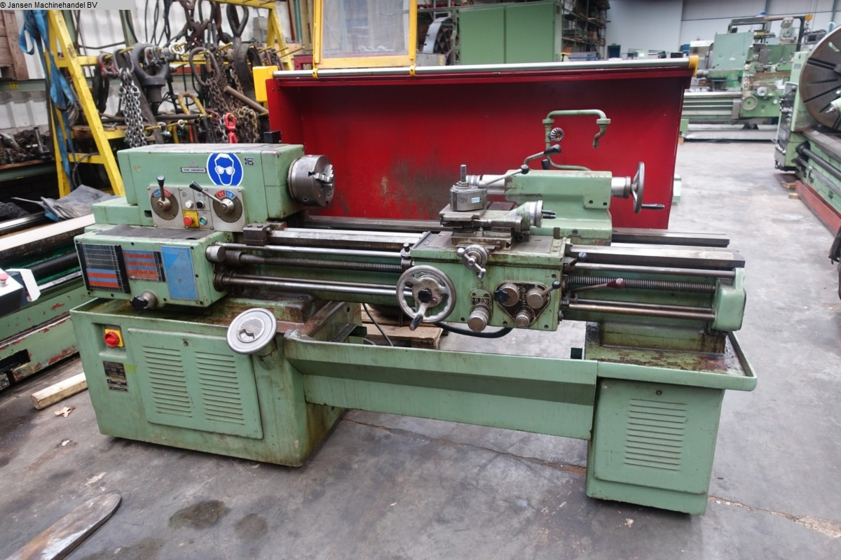 used Lathes lathe-conventional-electronic Tos SV 18 RA