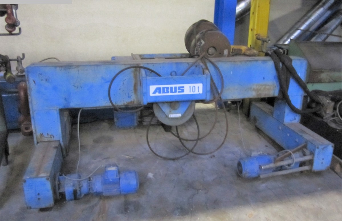 used Other Machines Chain Hoist - Electric Abus GM6.100 F6-322.41.101.D.