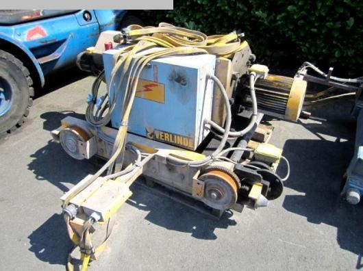 used Other Machines Chain Hoist - Electric Verlinde