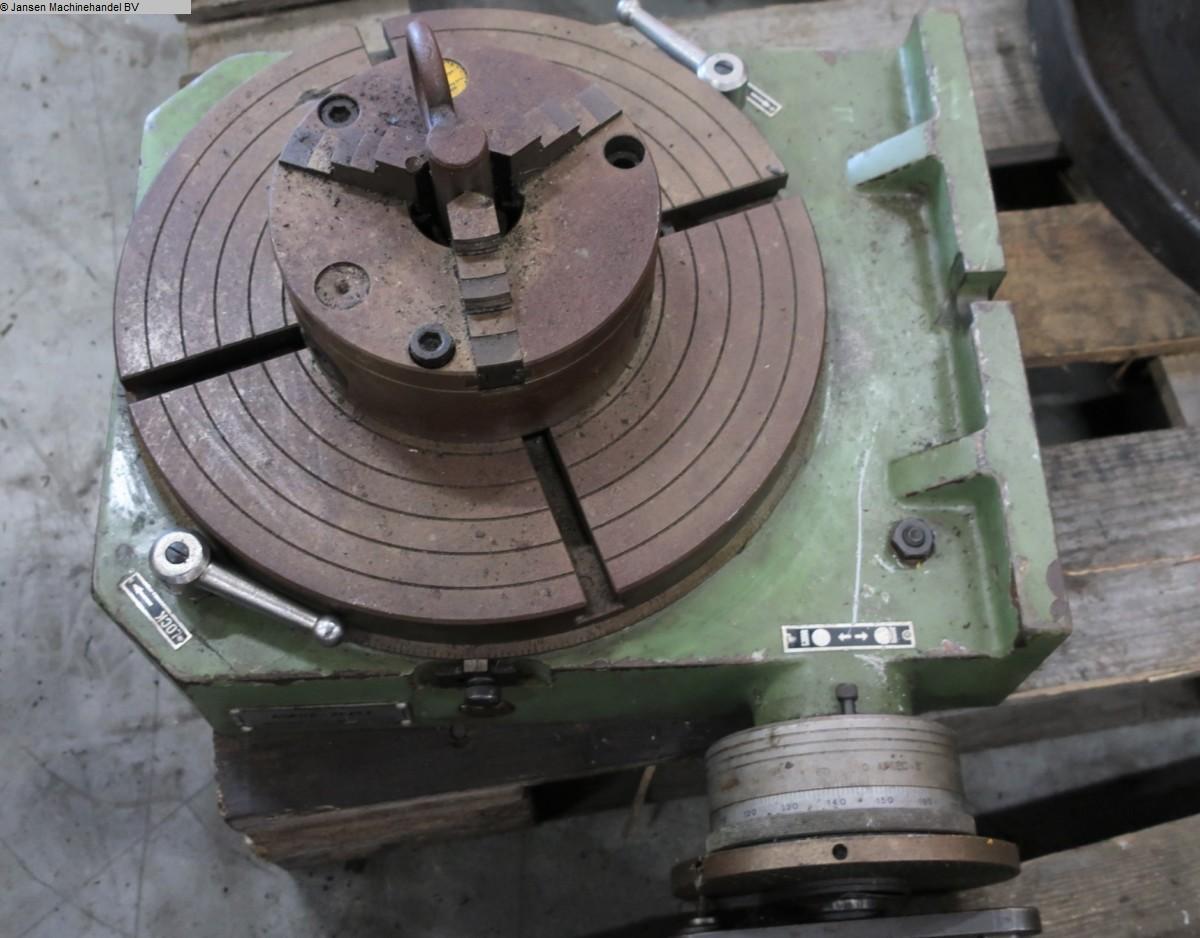 Autres accessoires pour machines-outils d'occasion Table rotative Ageha.-Zeatz PHV 320