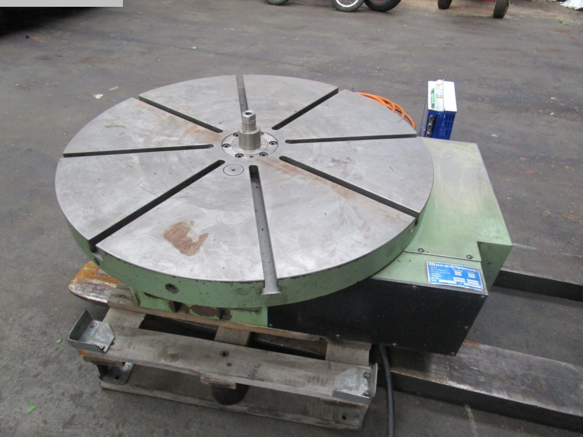 used Other accessories for machine tools Rotary Table Meca Divimek PHCN 800