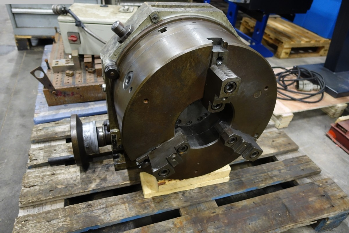 used Other accessories for machine tools Rotary Table Mecatecnica PHVD 500