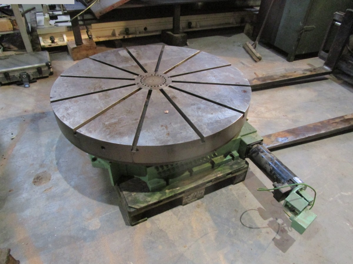 used Other accessories for machine tools Rotary Table NN