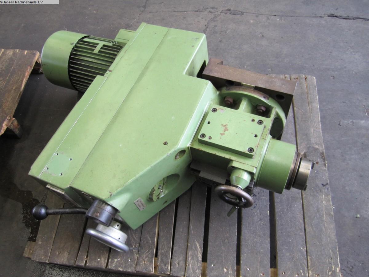 autres accessoires pour machines outils fraisage vertical Hessap occasion