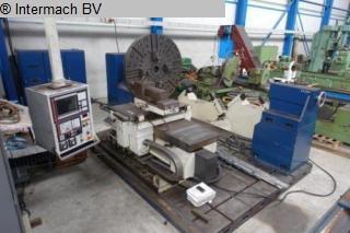 gebrauchte Maschine Kopfdrehmaschine TADU FS 1250 CNC
