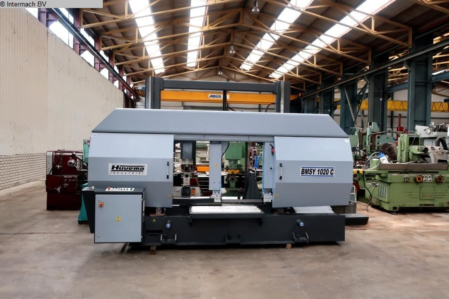 used Saws Band Saw - Automatic BMSY 1020C