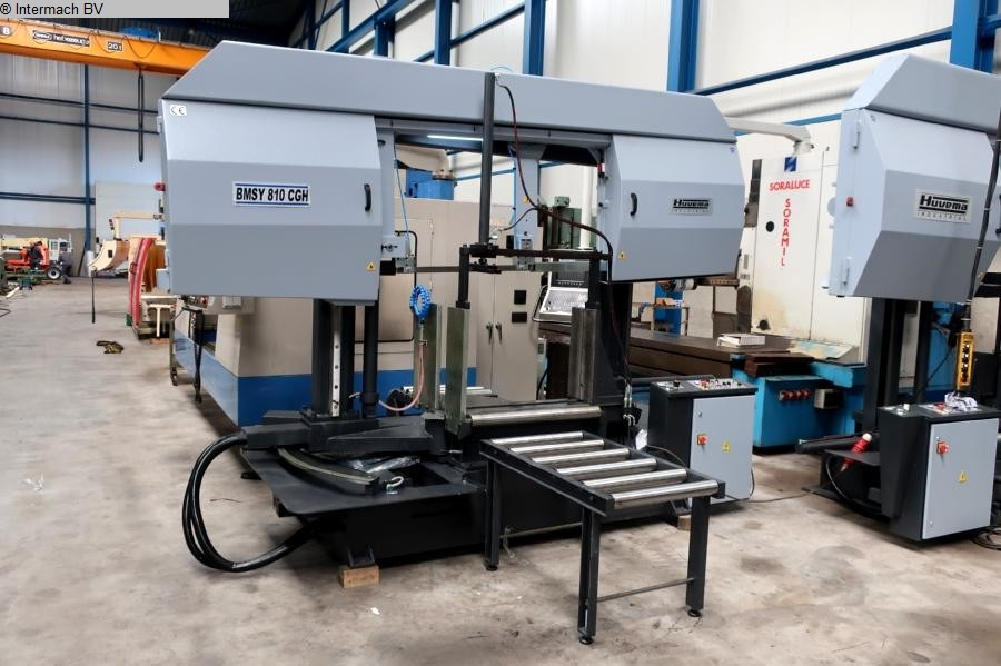 used Saws Band Saw - Automatic BMSY 810 CGH