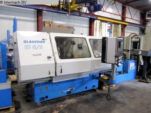 used Grinding machines Cylindrical Grinding Machine GLAUCHAU SI 6/3