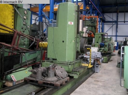 used Boring mills / Machining Centers / Drilling machines Floor Type Boring and Milling M/C - Hor. PEGARD af 11