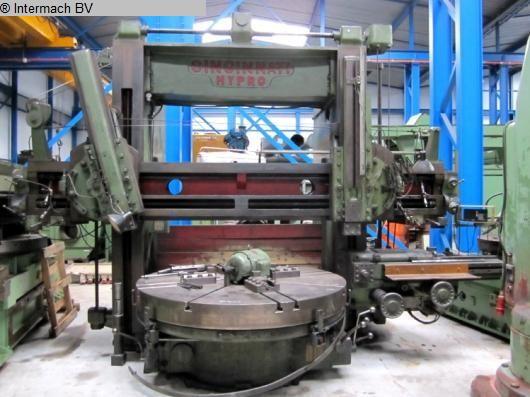 gebrauchte  Karusselldrehmaschine - Doppelständer CINCINATTI 2000/2250