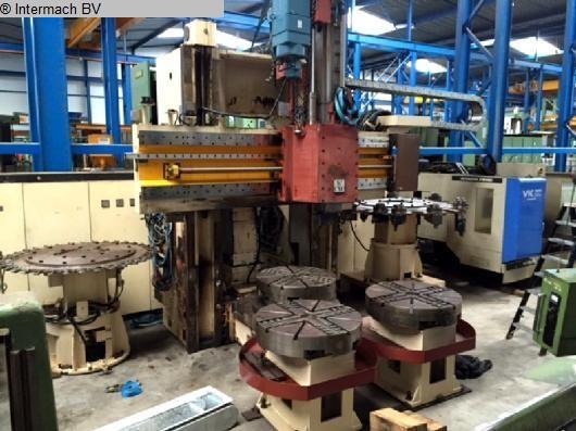 gebrauchte  Karusselldrehmaschine - Einständer PIETRO CARNAGHI AC10 CNC