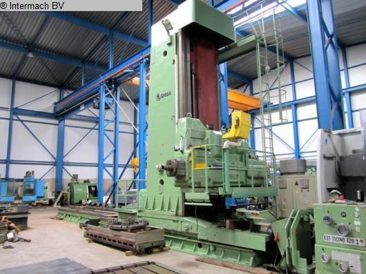 gebrauchte  Plattenbohrwerk - Traghülse SKODA W 160 CNC