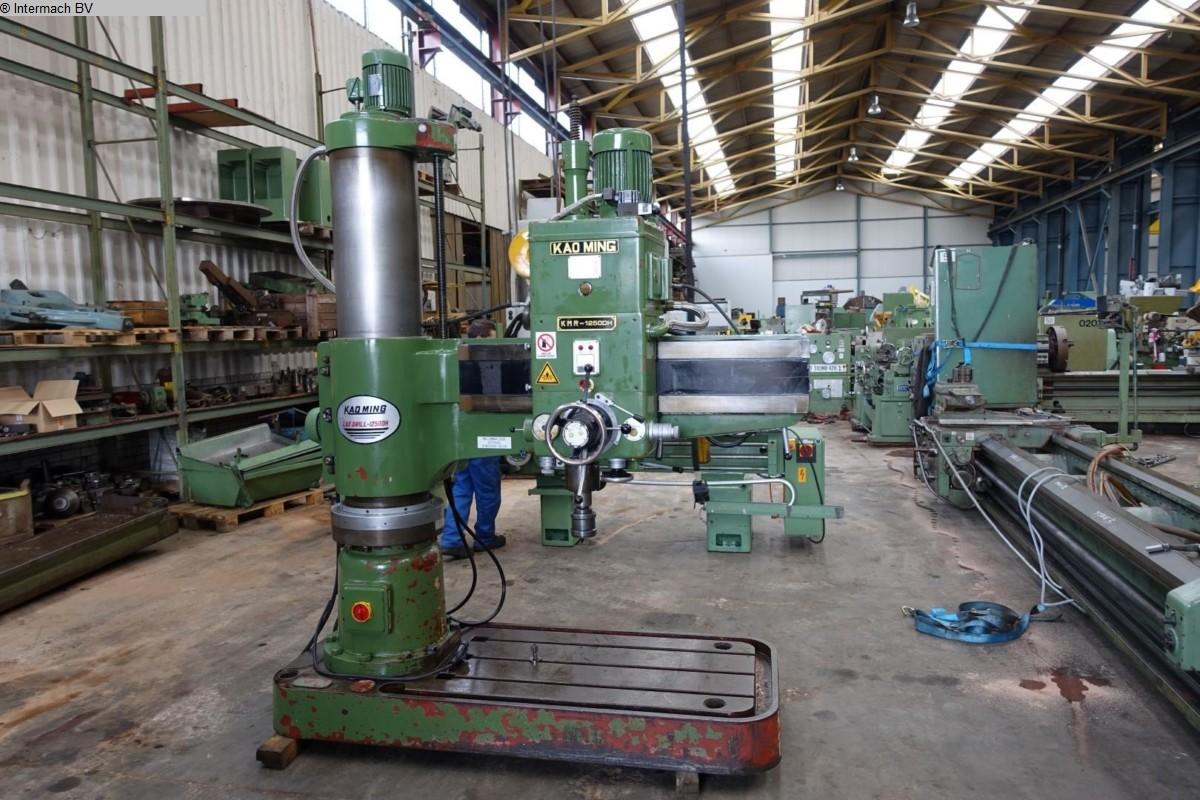gebrauchte  Radialbohrmaschine KAO MING Lux-drill-1250 H