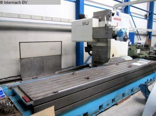 used  Bed Type Milling Machine - Universal SORALUCE Soramill SL 500