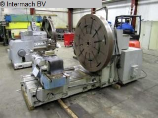 used  Facing Lathe TADU FS 750