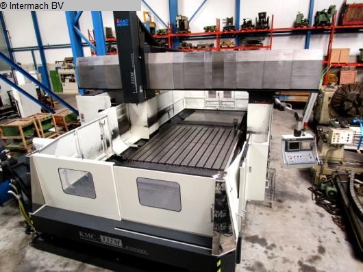 used  Planer-Type Milling M/C - Double Column KAO MING 332M Multi face