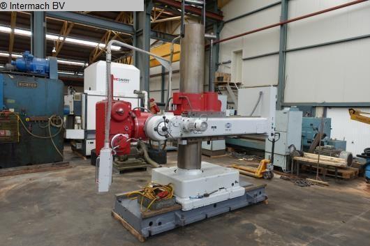 used  Rapid Radial Drilling Machine BATLIBOI BPR-50
