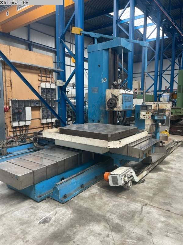 used  Table Type Boring and Milling Machine FEMCO1200 WBT-100SR2