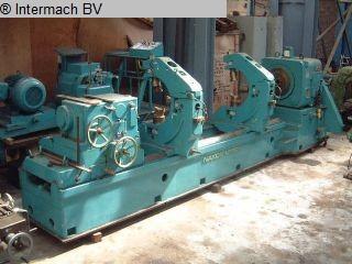 gebrauchte Schleifmaschinen Rundschleifmaschine NAXOS UNION WT 1240/3500