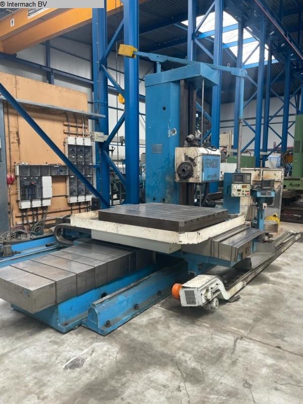 used Boring mills / Machining Centers / Drilling machines Table Type Boring and Milling Machine FEMCO1200 WBT-100SR2