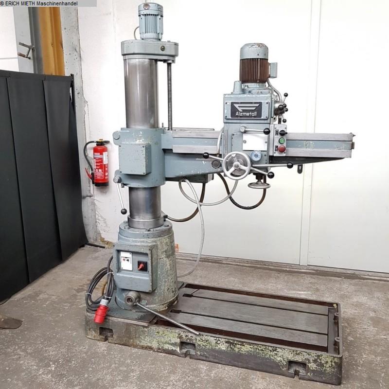 gebrauchte Radialbohrmaschine ALZMETALL AB 3 R