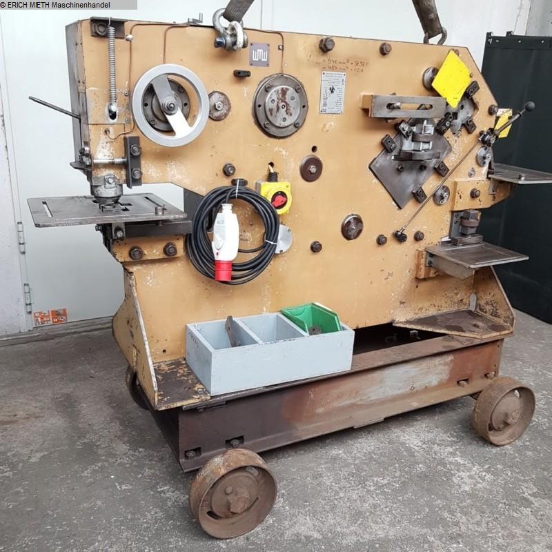 used Bar Stock Shearing Machines WMW-NOSSEN Sc FDLA 13 - 1