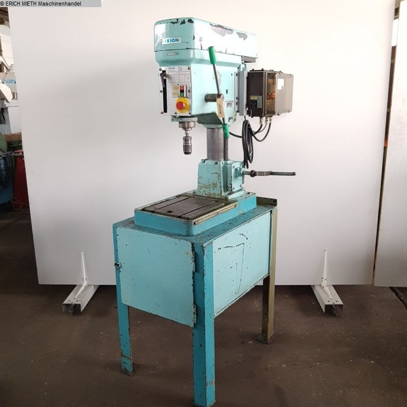 used Bench Drilling Machine IXION BT 30 ST