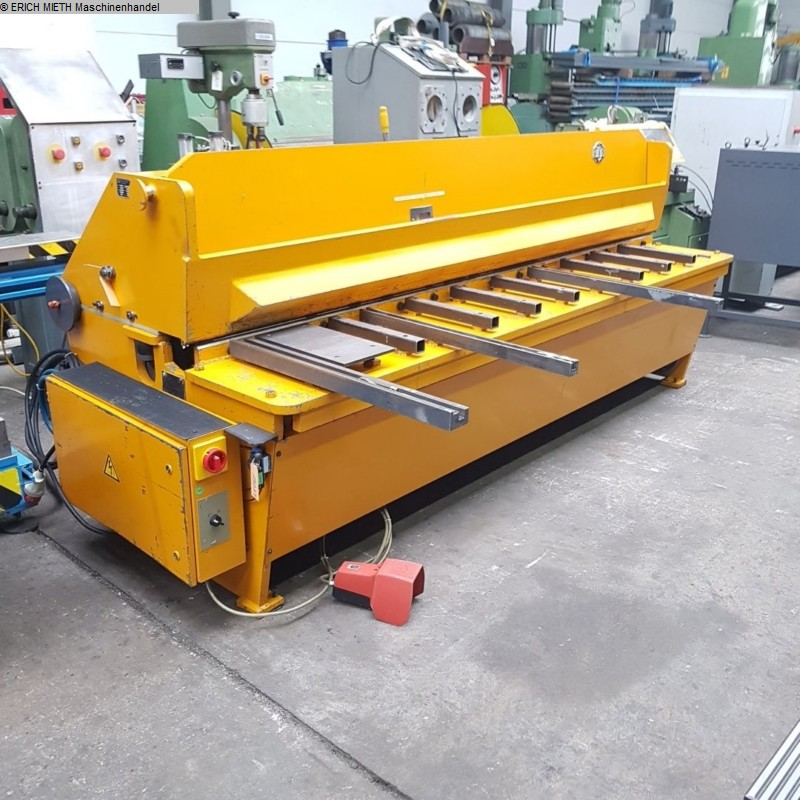 used Plate Shear - Mechanical RAS 83.25