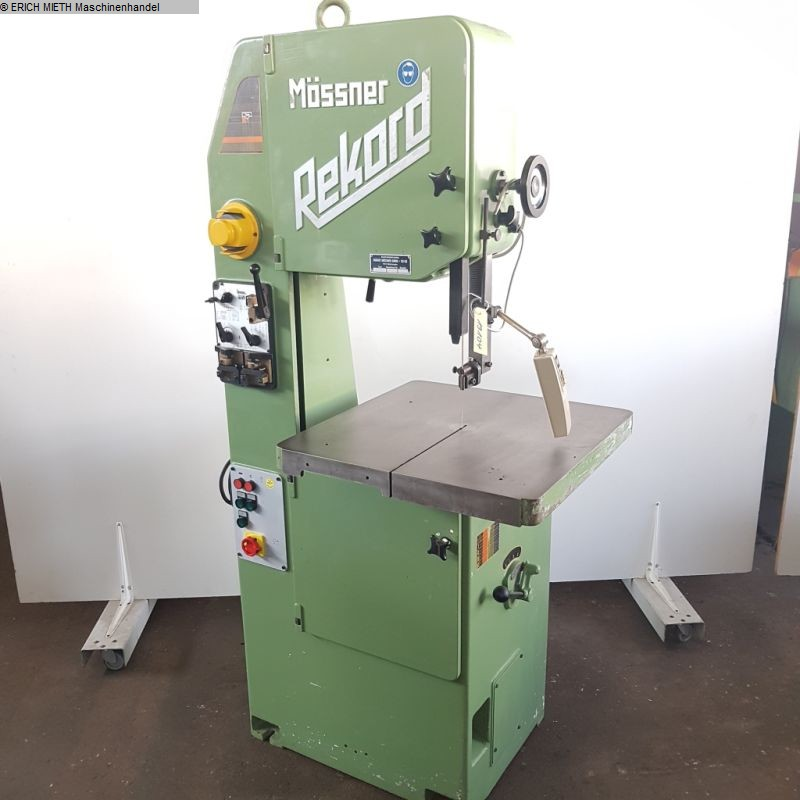 used Band Saw - Vertical MÖSSNER REKORD SM 420 B