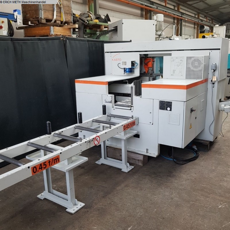 used Saws Band Saw - Automatic - Horizontal KASTO TWIN A2