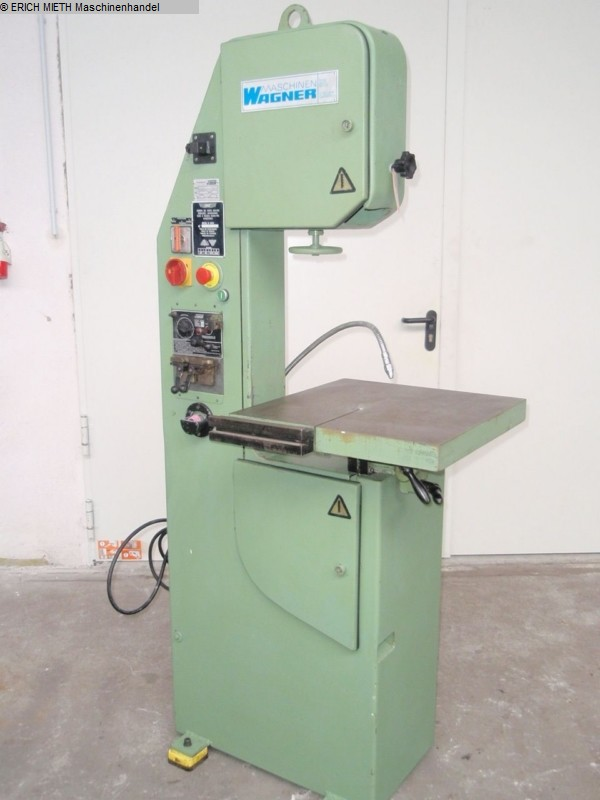 used Saws Band Saw - Vertical WAGNER S 300