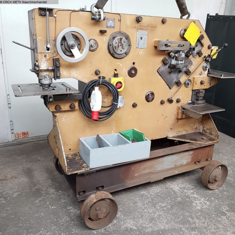 usato Lavorazione della lamiera / shaeres / piegatura Bar Stock Shearing Machines WMW-NOSSEN Sc FDLA 13 - 1