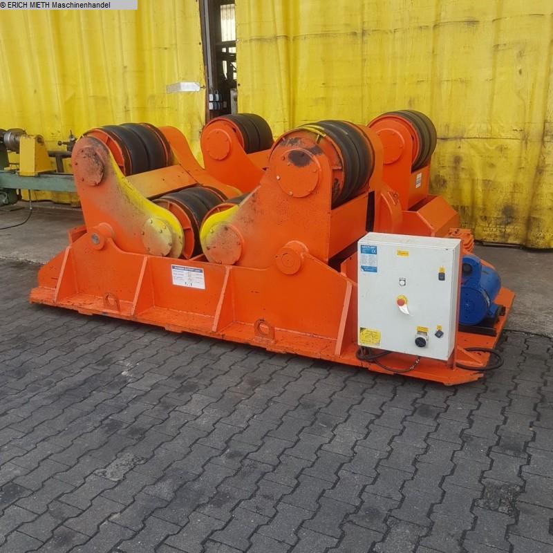 gebrauchte Blechbearbeitung / Scheren / Biegen / Richten Behälterdrehvorrichtung A & N  PLANT SAR 2400