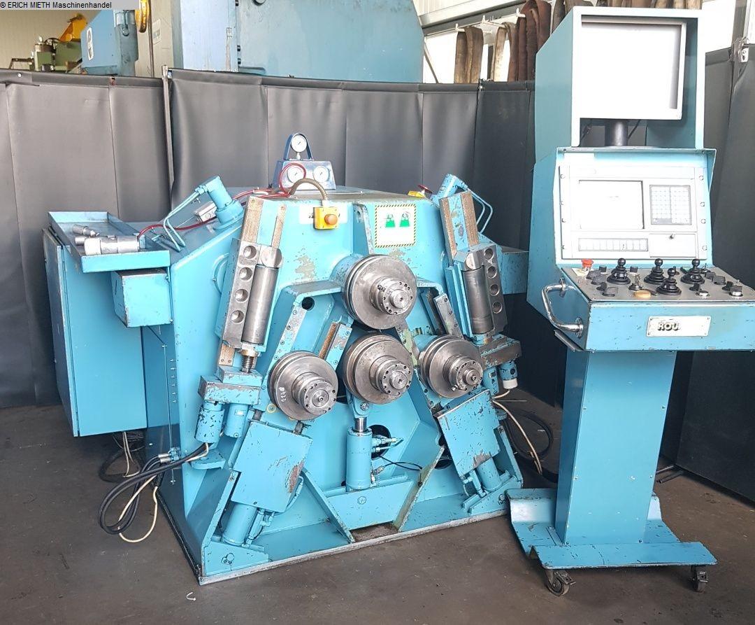 gebrauchte Blechbearbeitung / Scheren / Biegen / Richten 4-Walzen - Blechbiegemaschine ROUNDO 4 R – 3 S