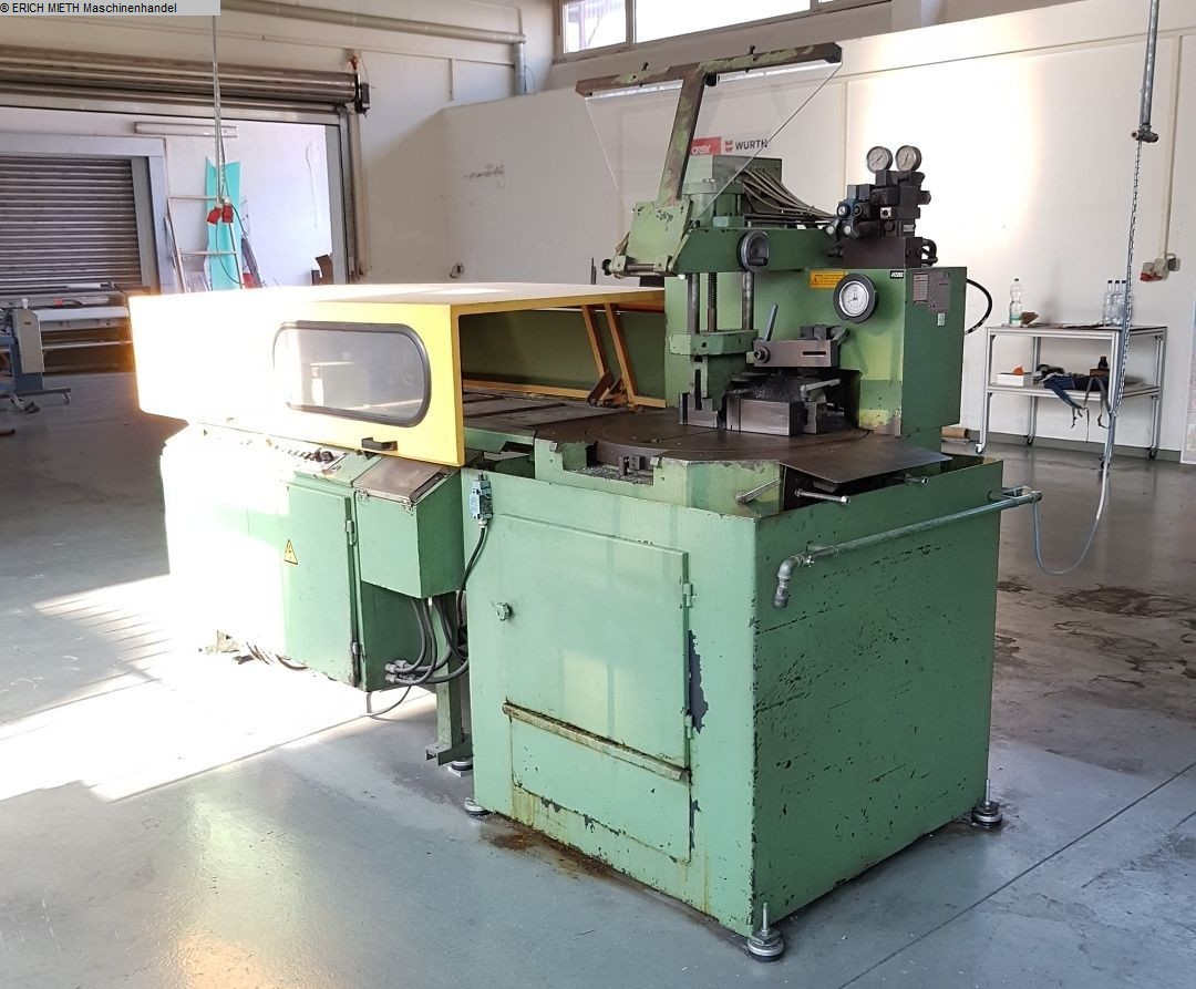 used Saws Circular Sawing Machine - Automatic EISELE PSU 470
