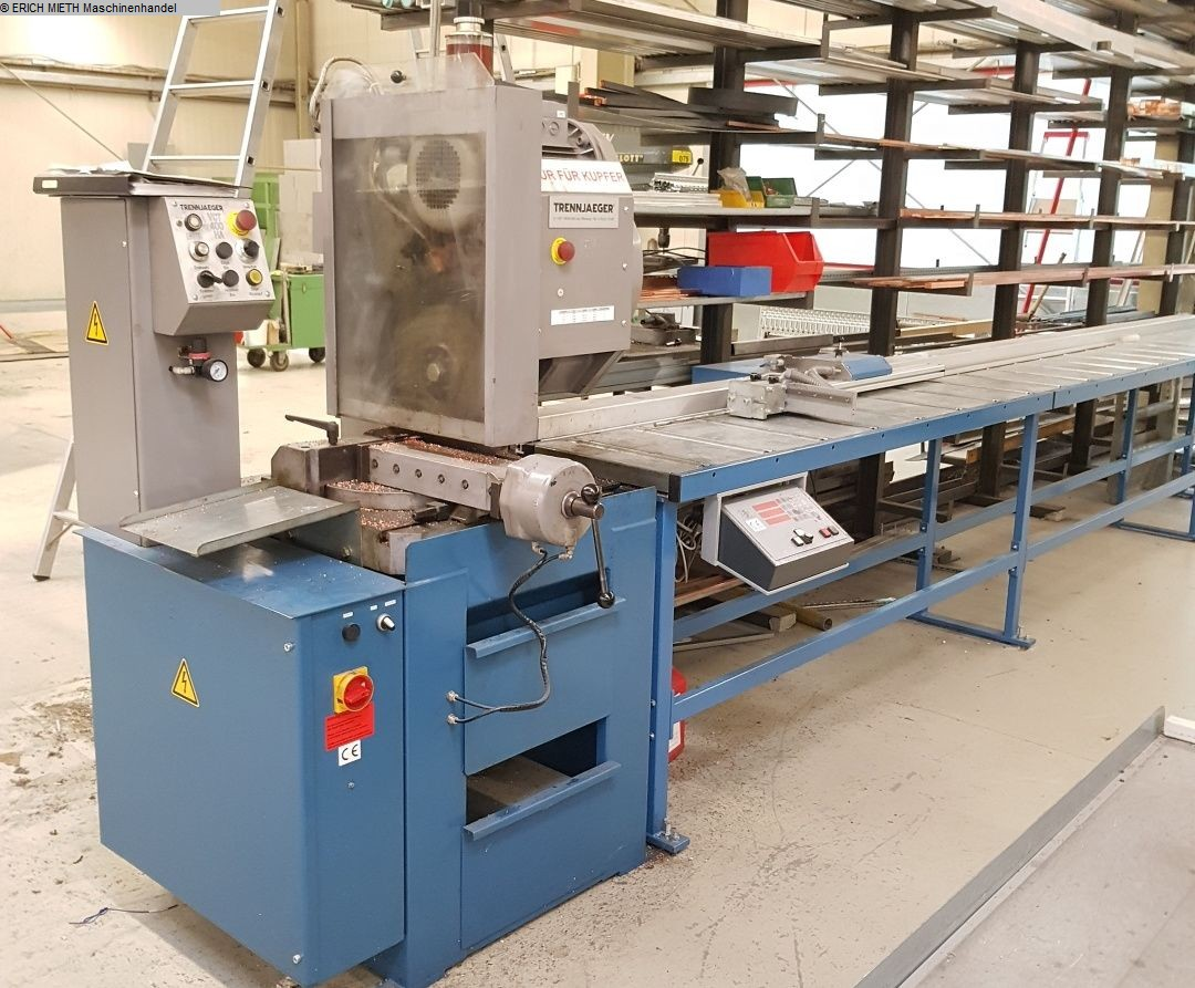 used Saws Circular Sawing Machine - Automatic TRENNJAEGER VCT - 400 HA