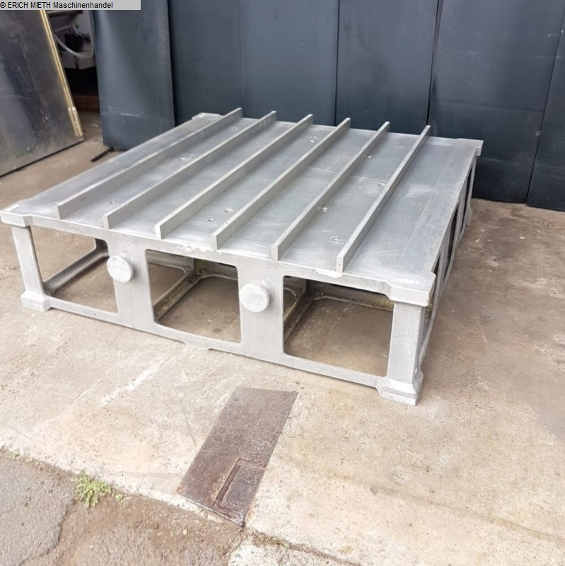used Other accessories for machine tools Clamping Table xxxxx xxxx
