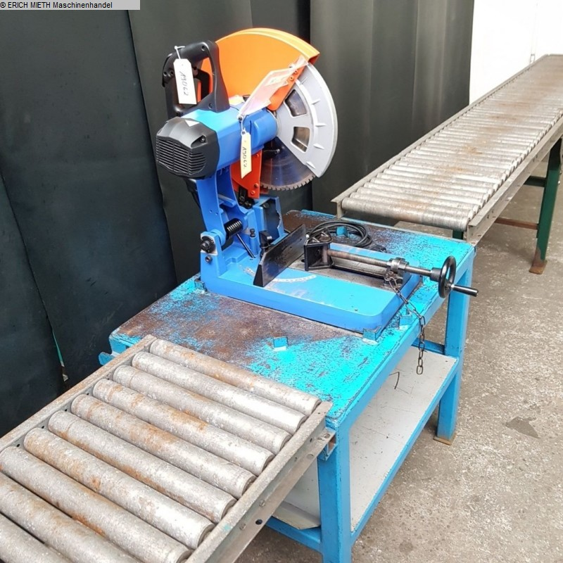 used Saws Cold Circular Saw METALLKRAFT MTS 356