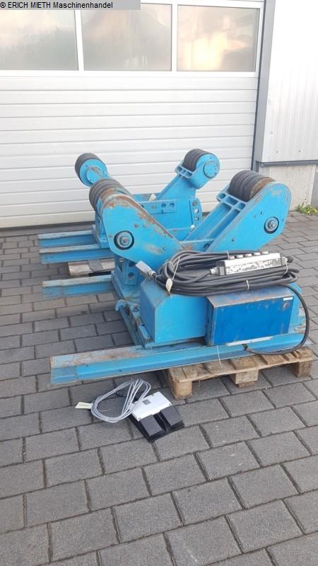 gebrauchte  Drehmaschine-konventionell-elektronisch DEUMA - HEITZE 405 - 2 G