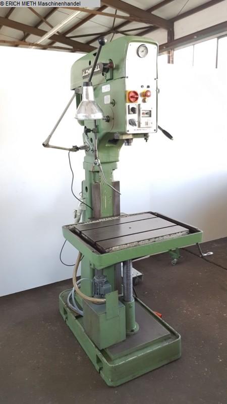 gebrauchte  Kastenständerbohrmaschine ALZMETALL AB 35 HST
