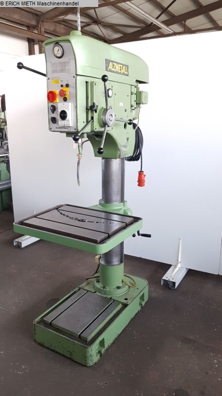 gebrauchte  Säulenbohrmaschine ALZMETALL AB 4 SV