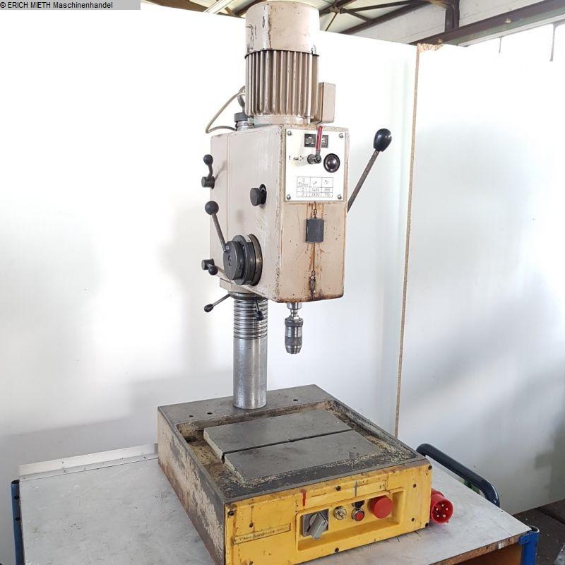 used  Bench Drilling Machine HECKERT BT 2