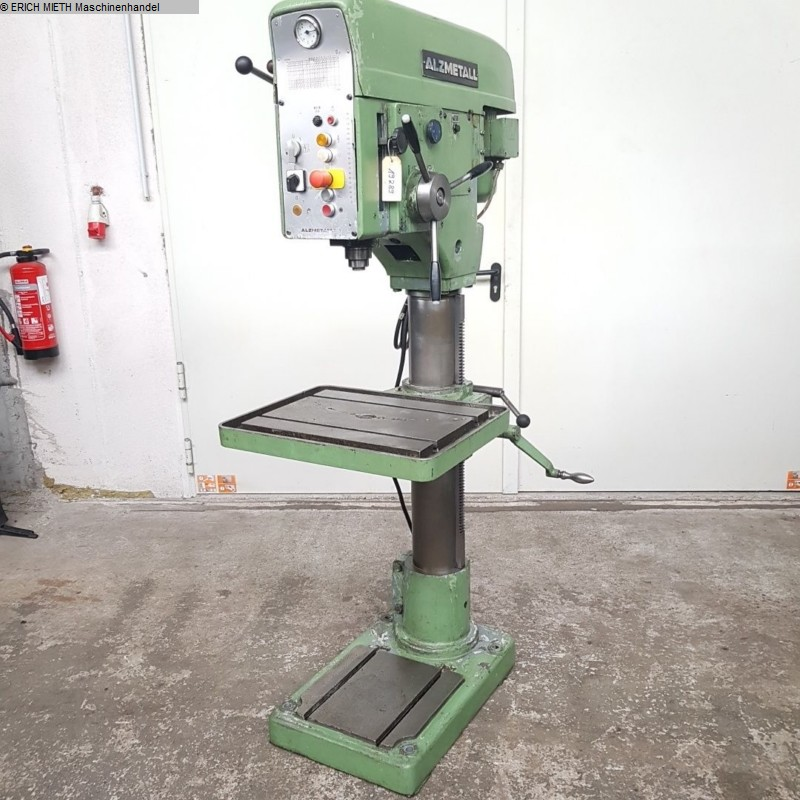 used  Pillar Drilling Machine ALZMETALL AB 35 S