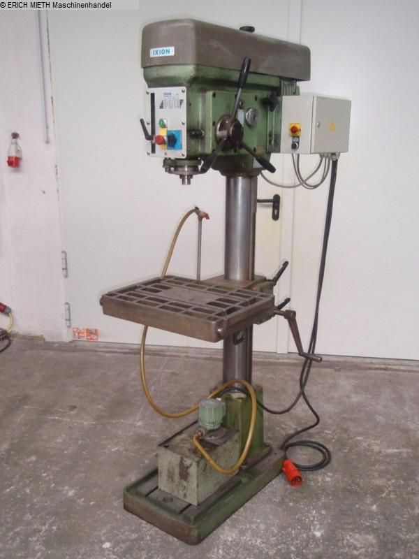 used  Pillar Drilling Machine IXION BS 30 AV- G