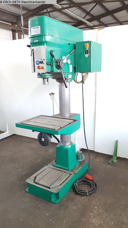 used  Pillar Drilling Machine MAXION BS 50 AVSTG