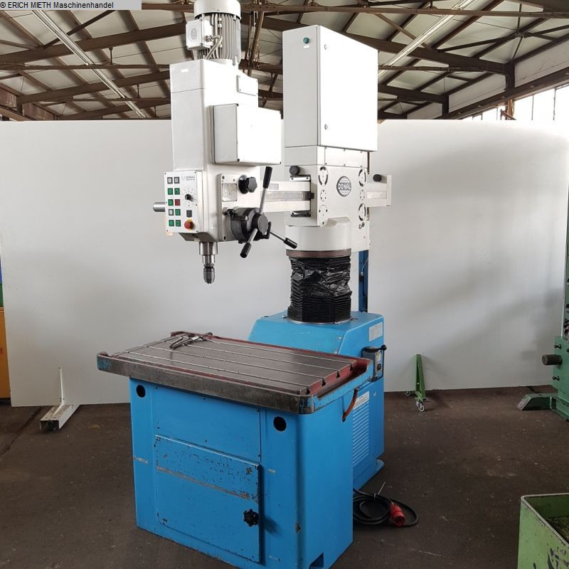 used  Rapid Radial Drilling Machine DONAU DANUFLEX 128