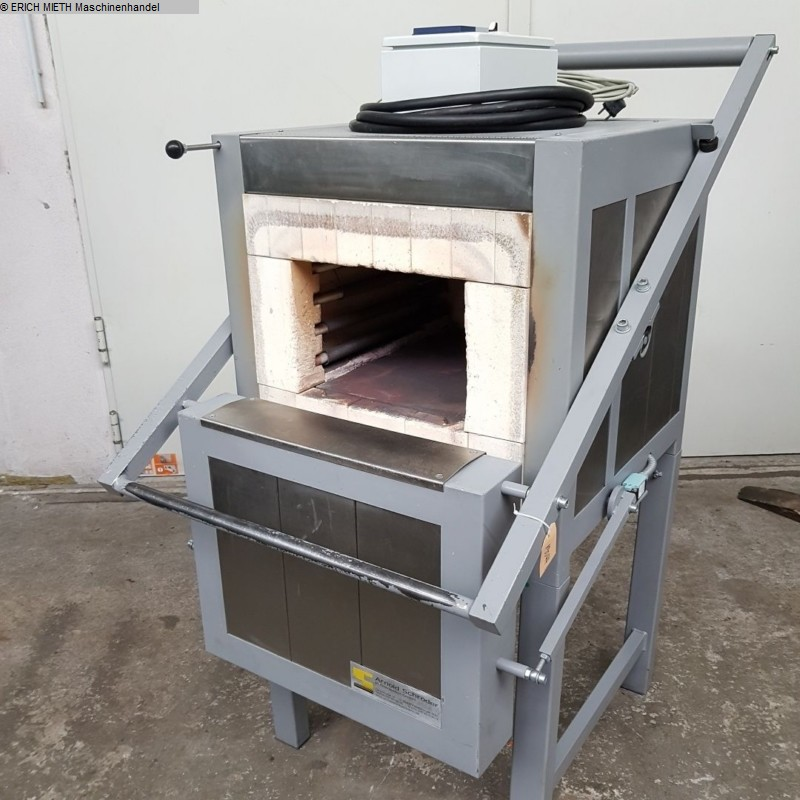 used Other attachments Furnace ROHDE ME 45-13