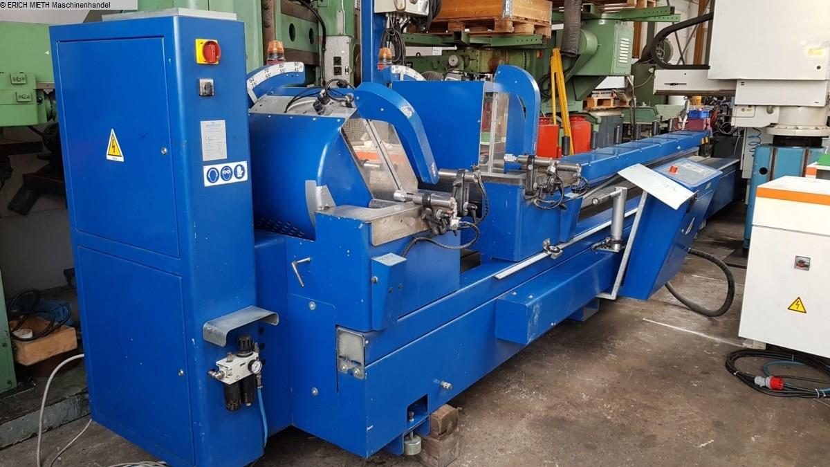 gebrauchte Holzbearbeitungsmaschinen Doppelgehrungssäge SCHÜCO - FOM B 50
